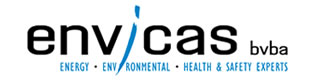 Envicas bvba - Energy, environmental, health and safety experts.